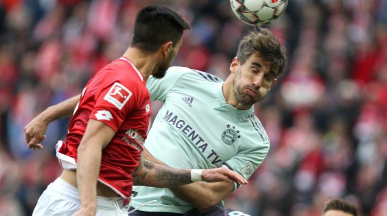 Bayern derrotó al Mainz por Bundesliga