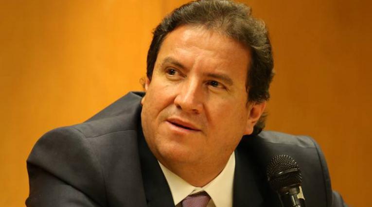 César Pastrana, miembro del Comité Ejecutivo de la FCF