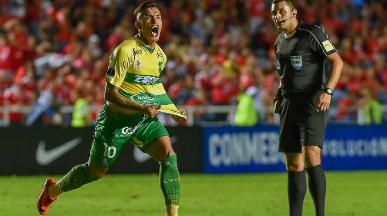 Defensa y Justicia, rival del Junior por Sudamericana