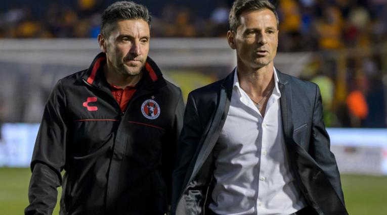 Diego Cocca, técnico argentino