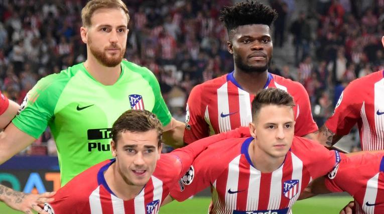 Atlético de Madrid tuvo el estreno oficial de Santiago Arias como titular