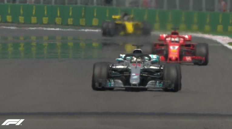 Lewis Hamilton, actual campeón de Fórmula 1