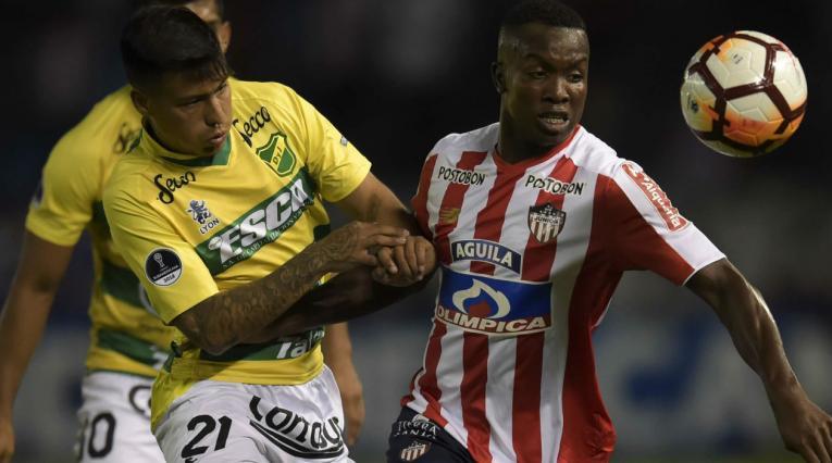 Junior de Barranquilla vs Defensa y Justicia - Copa Sudamericana 2018