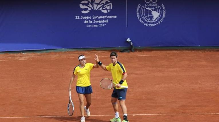 María Camila Osorio y Nicolás Mejía