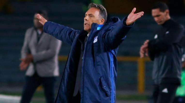 Miguel Ángel Russo asumió la responsabilidad por el mal momento que vive Millonarios