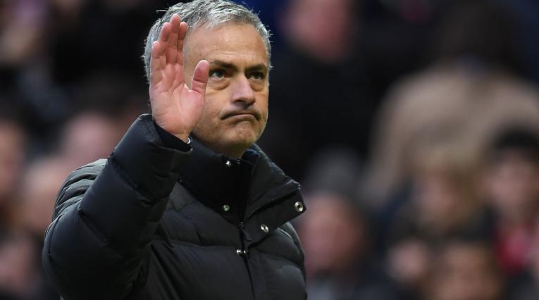 José Mourinho, extécnico del Manchester United