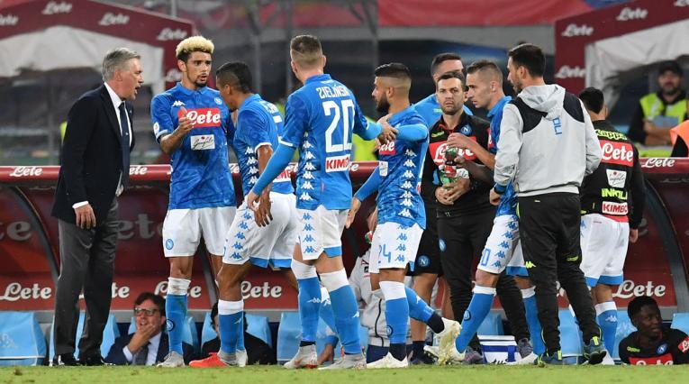 Napoli vs Sassuolo