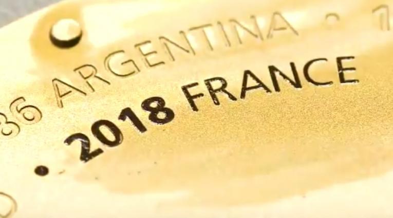 Nuevo detalle de la Copa del Mundo, tendrá el nombre de los campeones.