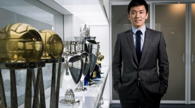 Steven Zhang, nuevo presidente del Inter