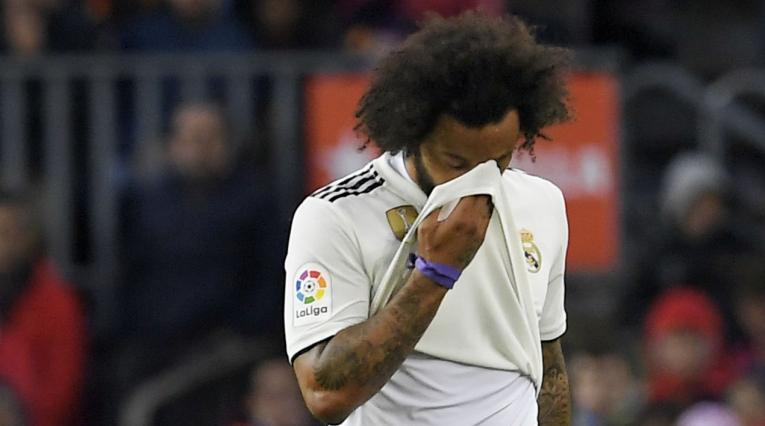 Real Madrid cayó goleado por el Barcelona