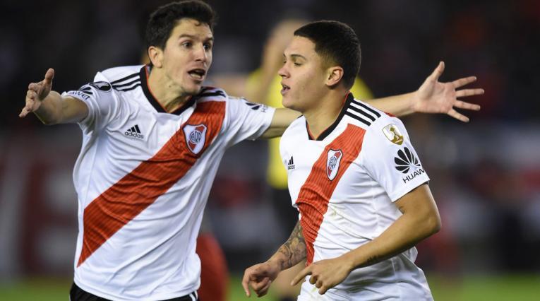Juan Fernando Quintero en River Plate