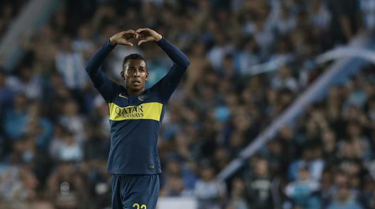 Sebastian Villa, colombiano en el Boca Juniors