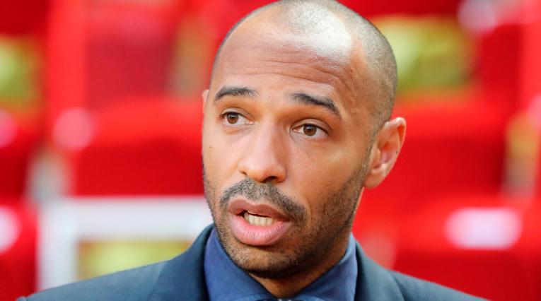 Thierry Henry será el nuevo técnico de Falcao en el Mónaco