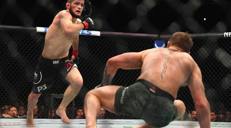 UFC Khabib vs McGregor