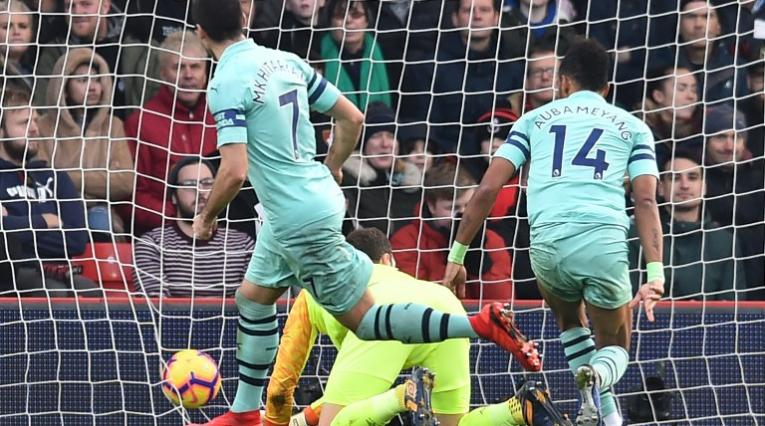 Bournemouth vs Arsenal, Premier League