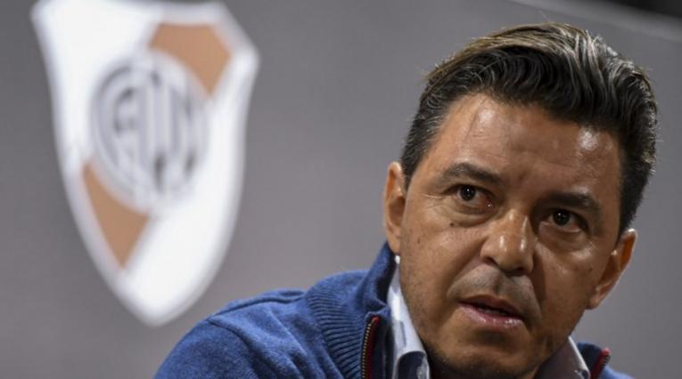 Marcelo Gallardo- técnico de River Plate