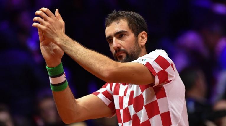 Marin Cilic- tenistas croata