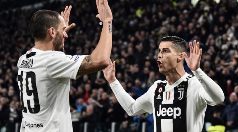 Juventus de Turín en la Champions League