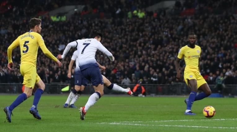 Tottenham vs Chelsea, Premier League