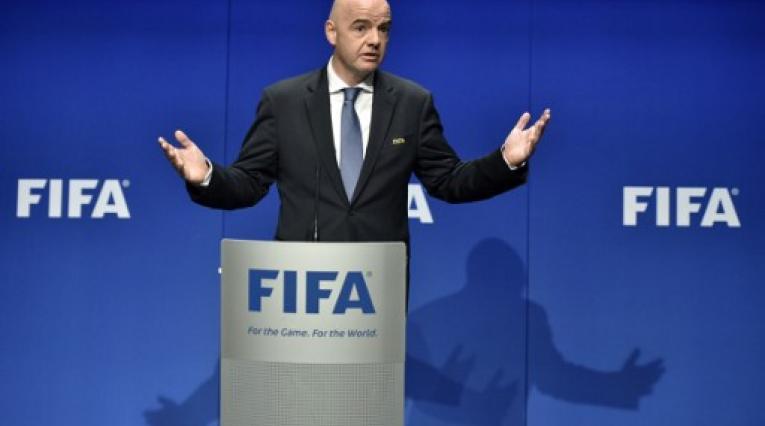 Gianni Infantino - Presidente de la FIFA