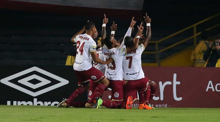 Deportes Tolima  Vs. Independiente Santa Fe