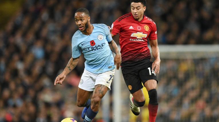 Manchester City  vs Manchester United - Premier League