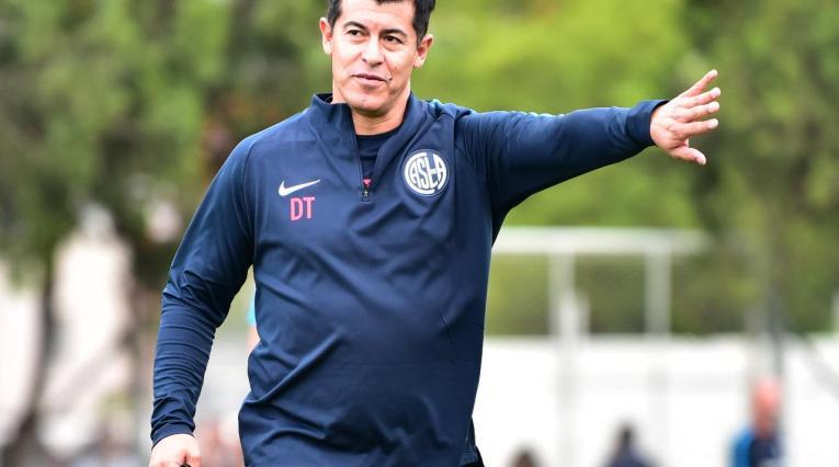 Jorge Almirón, nuevo técnico de San Lorenzo