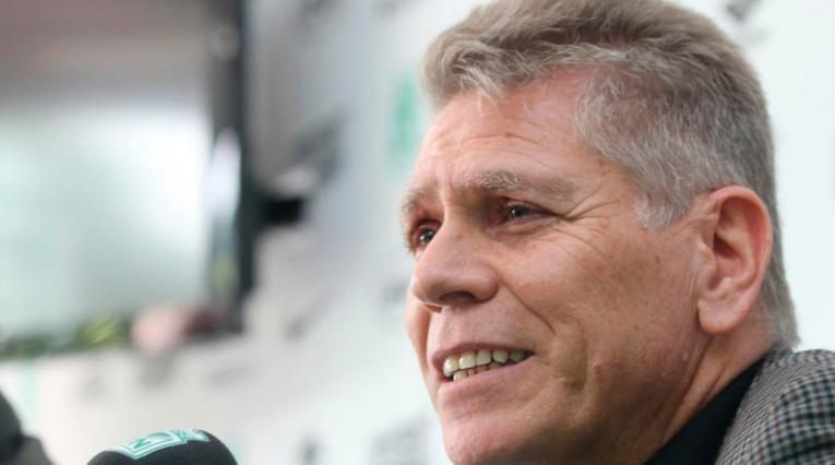 Paulo Autuori, técnico de Nacional