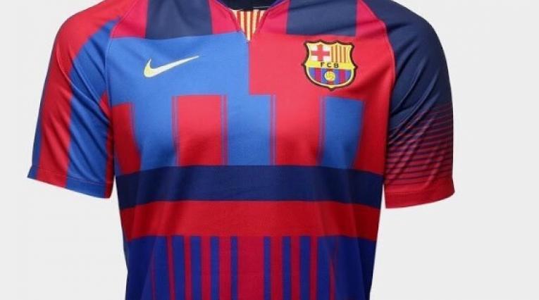 Barcelona- Camiseta conmemorativa Nike