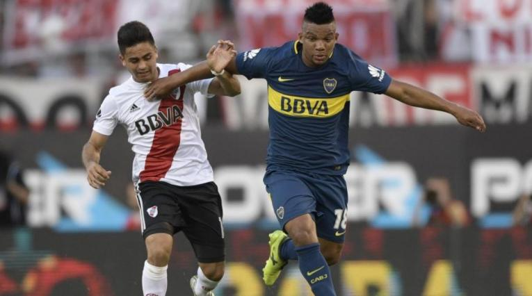 River Plate vs Boca Juniors