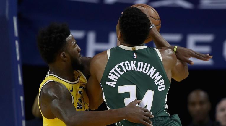 Bucks vs Golden State Warriors - NBA 2018