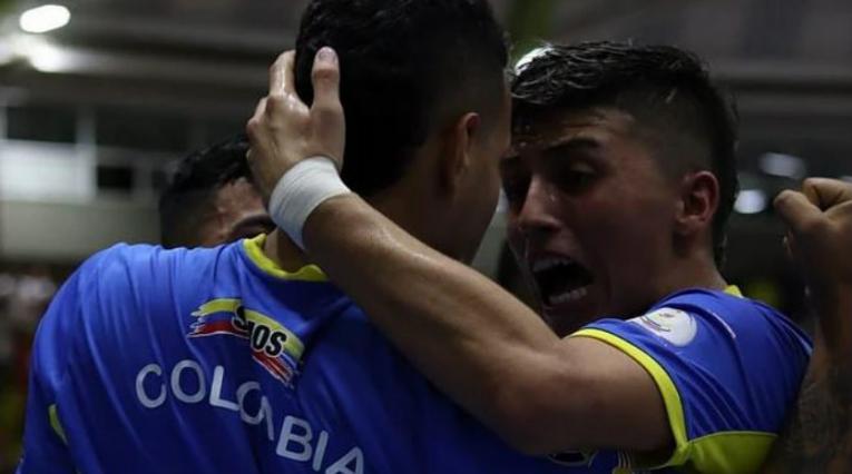 Colombia en el Mundial de Futsal