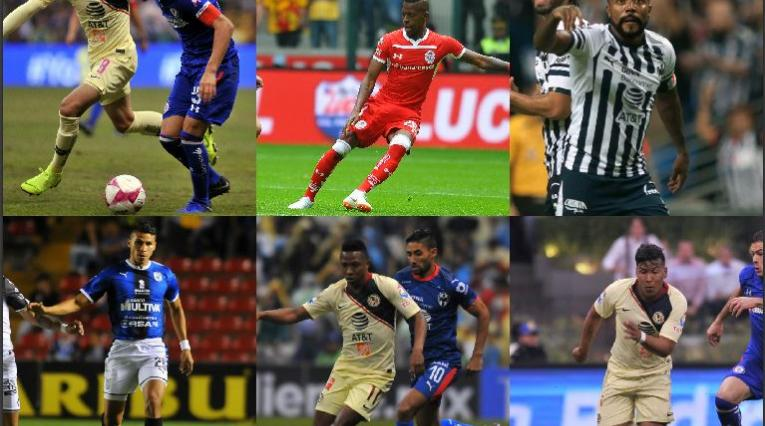 Colombianos Liga MX