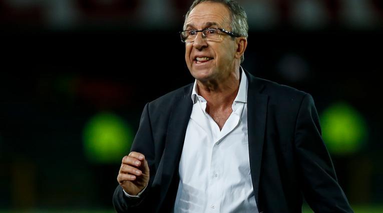 Gerardo Pelusso, extécnico de Santa Fe