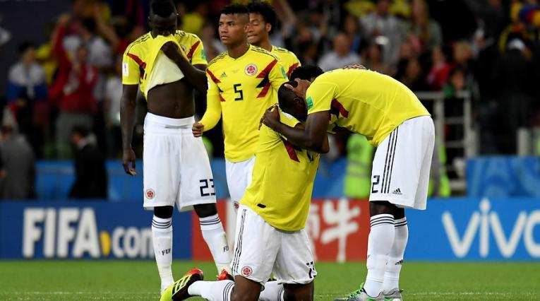 Selección Colombia - Rusia 2018