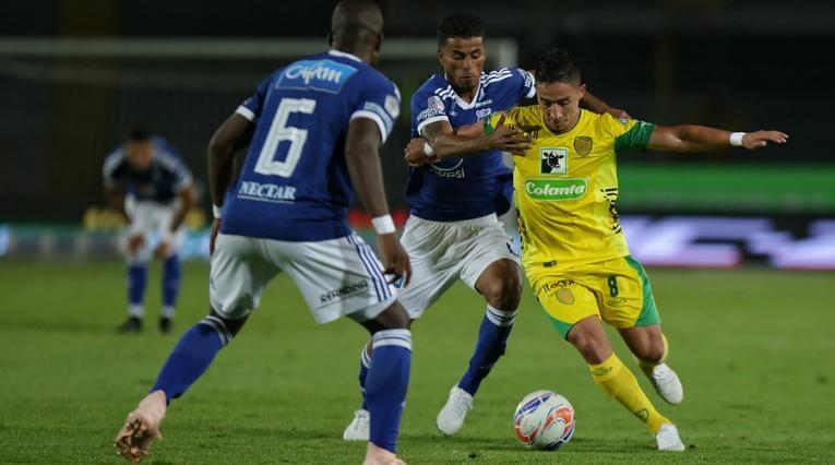 Millonarios vs Leones - Liga Águila 2018