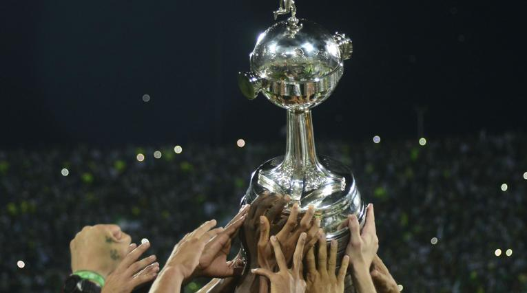 Trofeo de la Copa Libertadores