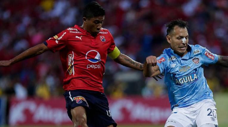 Medellín vs Junior, final Liga Águila 2016 I