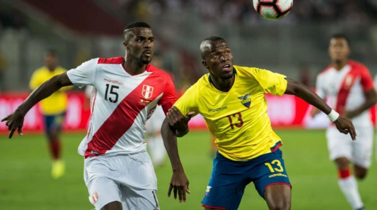 Ecuador venció a Perú