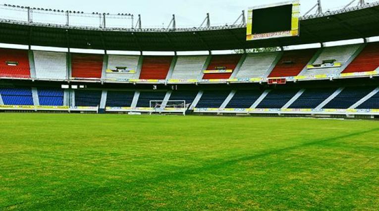 Estadio Metropolitano, Roberto Meléndez.