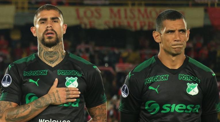 Deportivo Cali también se encuentra pendiente de definir el futuro de José Sand