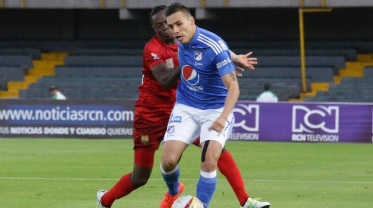 Henry Rojas, exjugador de Millonarios