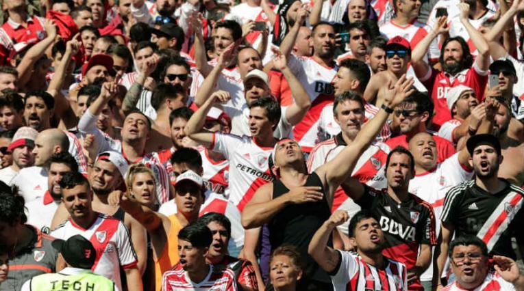 Hinchas de River Plate