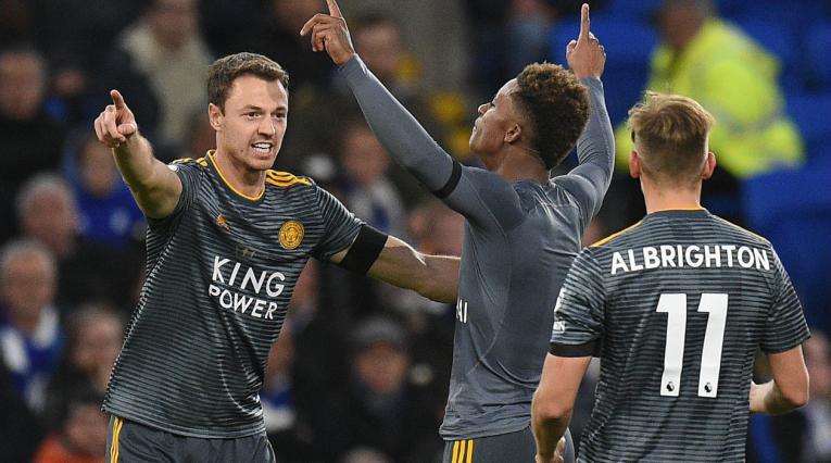 Cardiff vs Leicester City - Homenaje a Vichan Srivaddhanaprabha