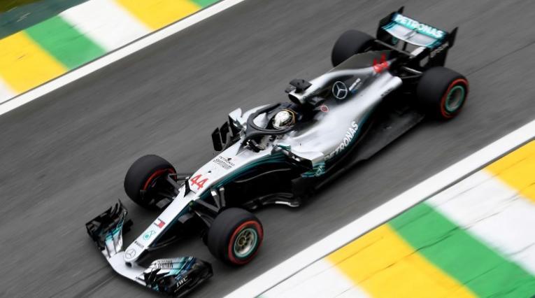 Mercedes terminó siendo el absoluto ganador en el Gran Premio de Brasil de Fórmula 1 - 2018