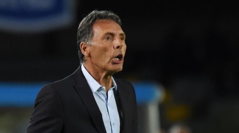 Miguel Ángel Russo puso fin a su paso por Millonarios después de dos años