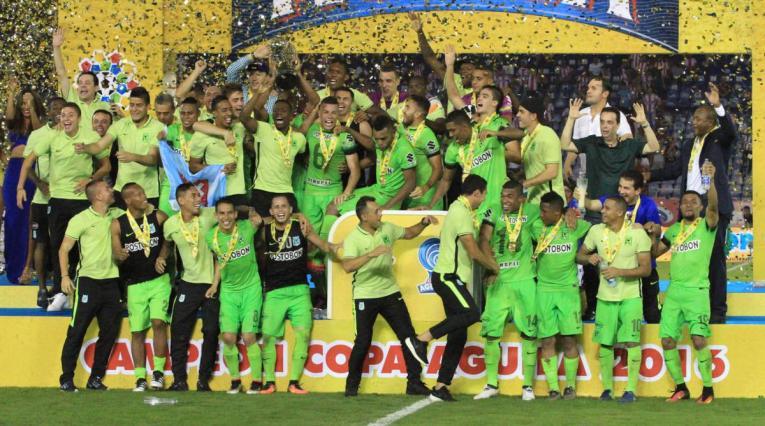 Nacional, campeón de la Copa Águila 2016 en Barranquilla