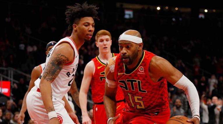 Los Raptors consolidaron marca positiva en la NBA
