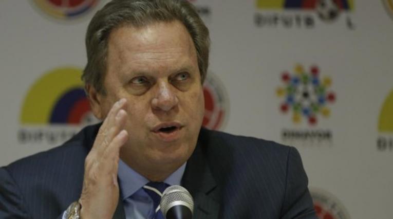 Ramón Jesurún se refirió a la propuesta de la Difútbol de rearmar el campeonato profesional femenino.