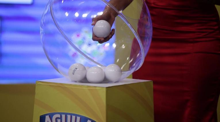 Sorteo Liga Águila 2018 II